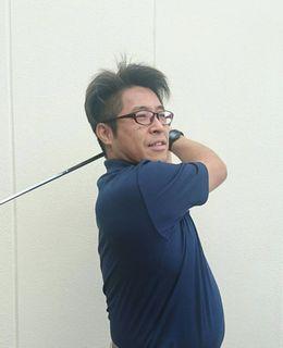 ゴルフステーション・インストラクター 川瀬 敦久