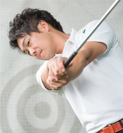 ゴルフステーション・インストラクター 長井 直也